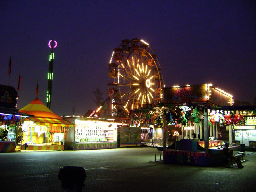 Feria del condado de Harris en Humble, Texas