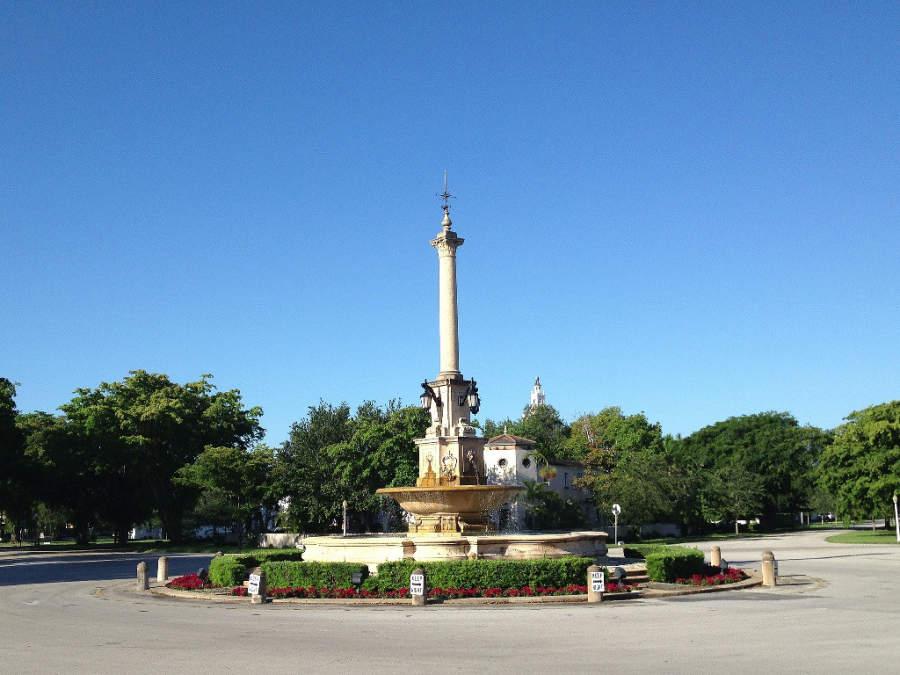 Fuente De Soto en Coral Gables
