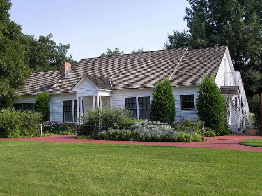 El Parque Histórico de Farmers Branch posee antiguos edificios y casas