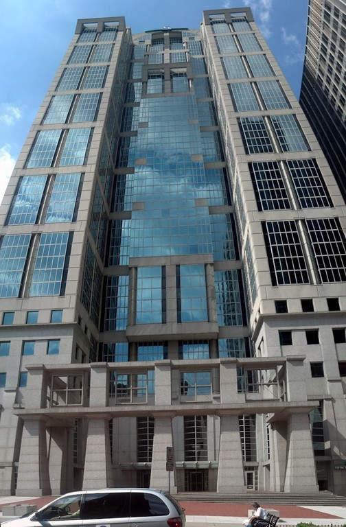 Edificio Fifth Third Center, rascacielos en Nashville