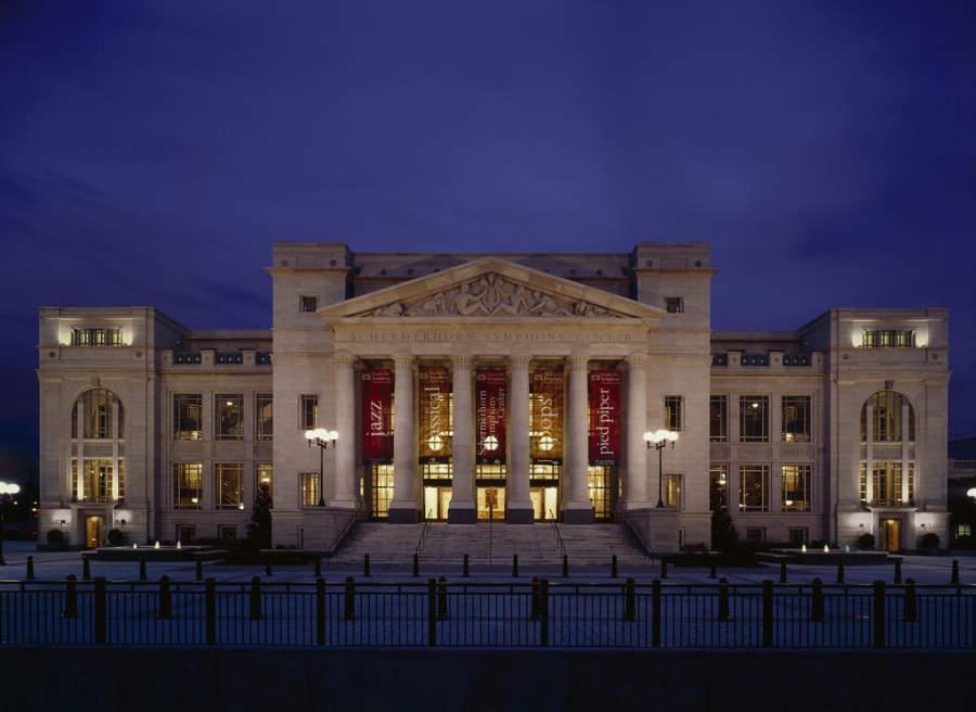 Sala de conciertos Schermerhorn Symphony Center en Nashville