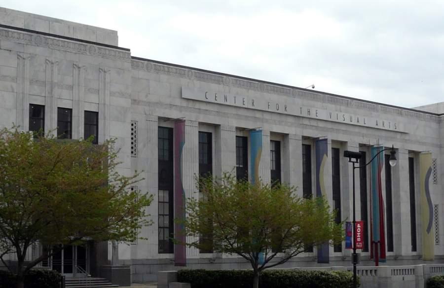 Visita el Centro Frist para las Artes Visuales en Nashville
