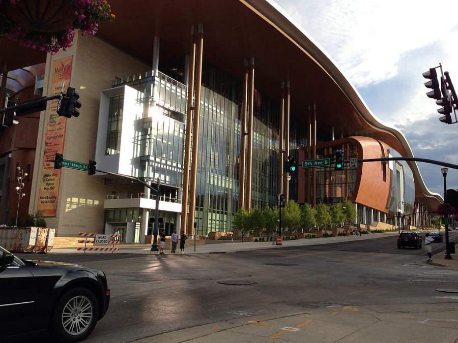 Centro de Convenciones Music City Center en Nashville