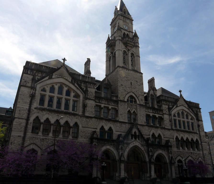 Edificio de Gobierno de Nashville