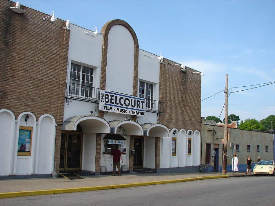 Teatro Belcourt en Nashville, Tennessee