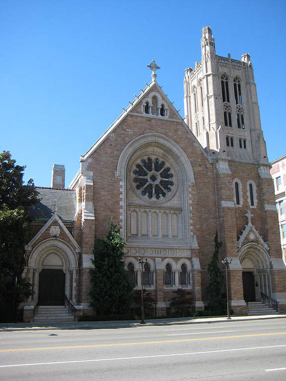 Catedral de Nashville, Tennessee