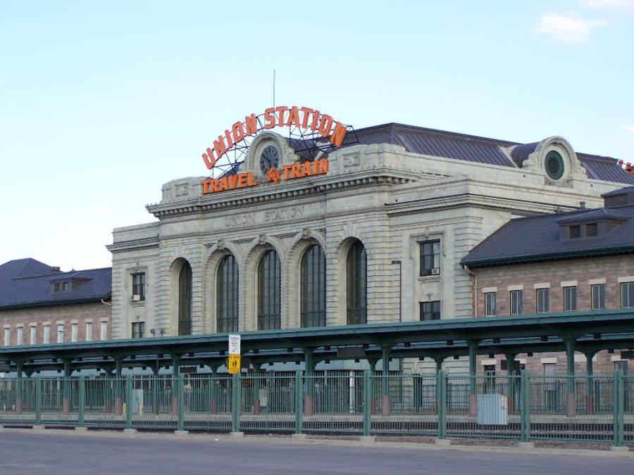 Estación de metro Denver Union Station