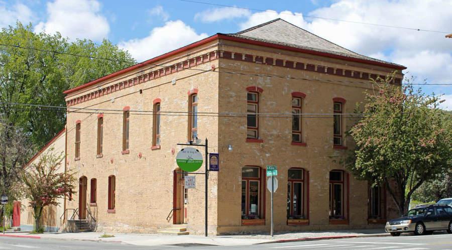 Centro para las Artes Brewery en la ciudad de Carson City, Nevada
