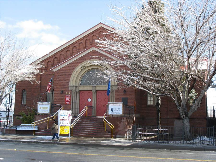 Auditorio Cívico de la ciudad de Carson City