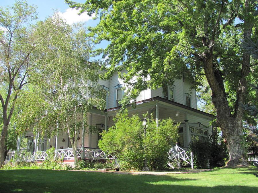 Casa en el distrito histórico de Carson City