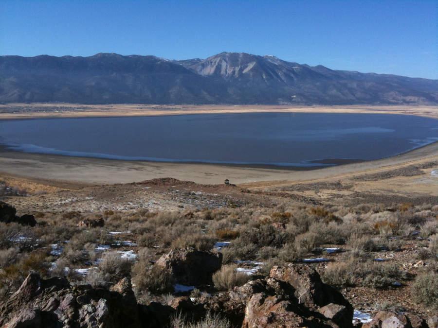 Carson City cuenta con diversos parajes naturales