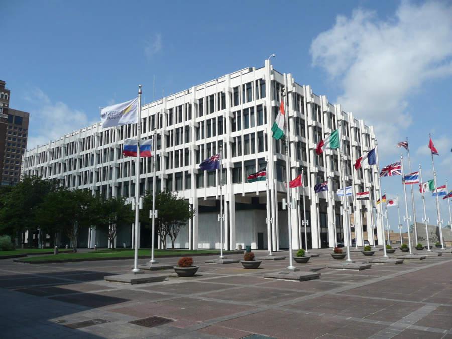 Edificio del Ayuntamiento de la ciudad de Memphis
