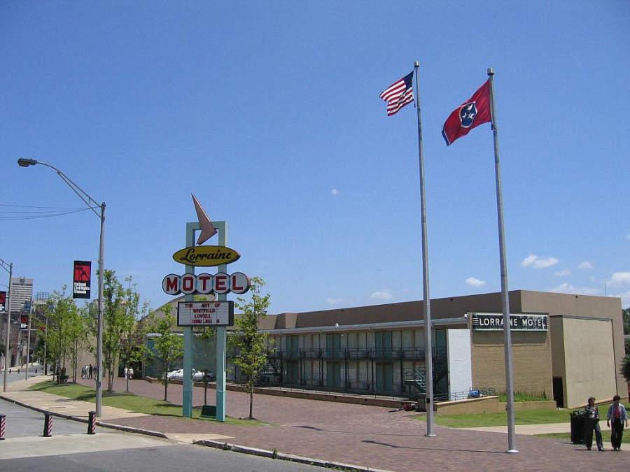Museo Nacional de los Derechos Civiles en Memphis