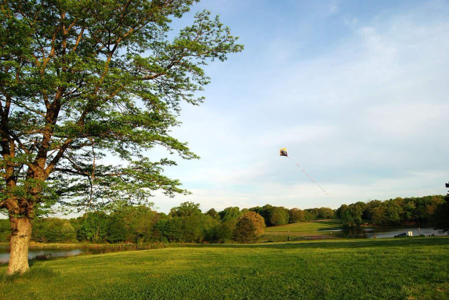 Shelby Farms es un parque urbano cinco veces más grande que el Central Park de Nueva York