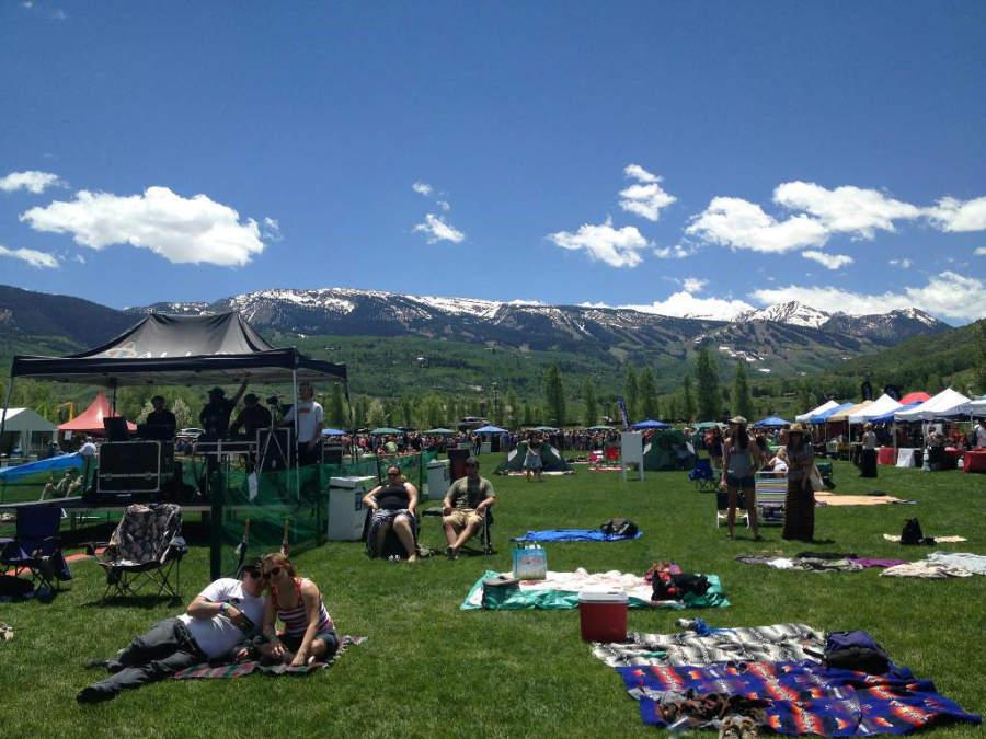 El evento Snowmass Mammoth Festival incluye degustaciones de chile y cerveza