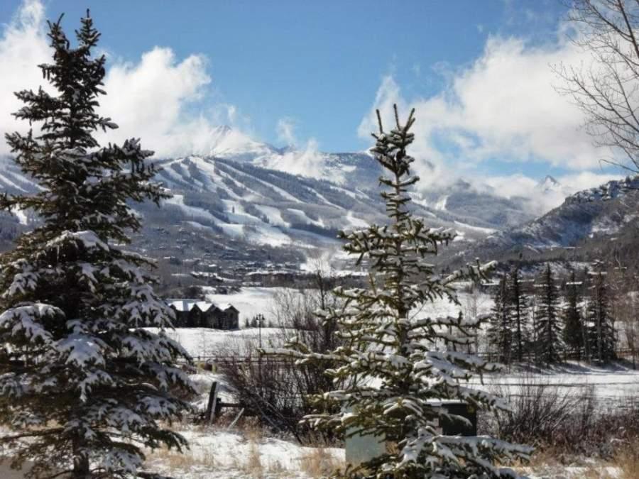Snowmass Village forma parte de uno de los principales centros de esquí en el mundo