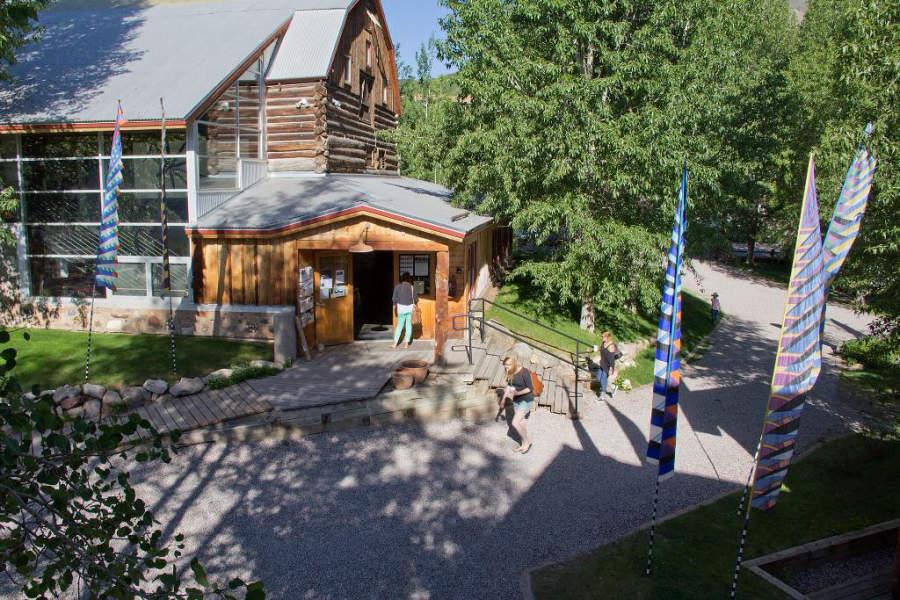 Centro de Artes Anderson Ranch en Snowmass Village