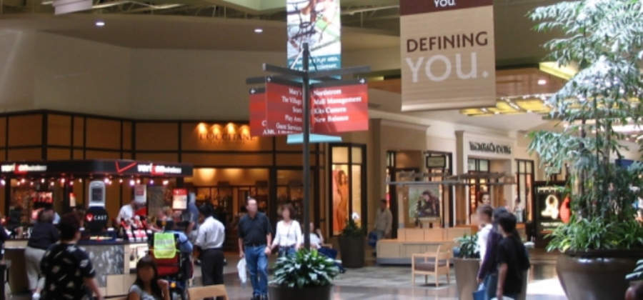 Tiendas del centro comercial Alderwood Mall