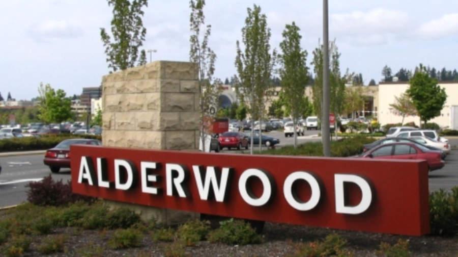 Centro comercial Alderwood Mall en Lynnwood, Washington