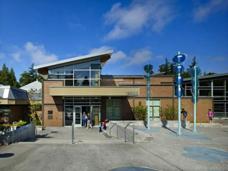 Centro recreativo Lynnwood Recreation Center & Pool