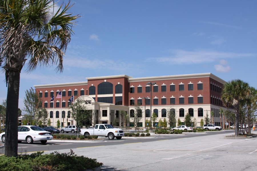 Edificio del Ayuntamiento de North Charleston, Carolina del Sur