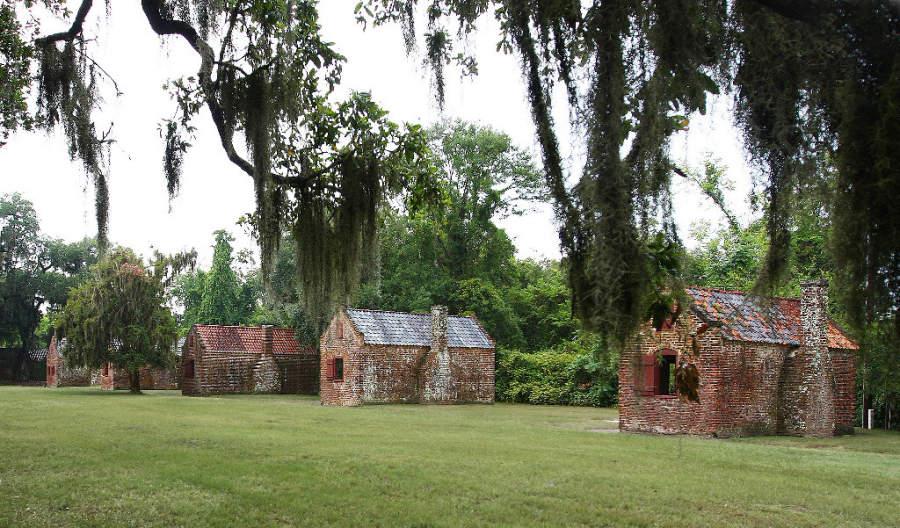 En la plantación Boone Hall se pueden hacer tours