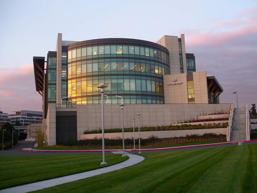 Edificio del Centro Médico de Bellevue