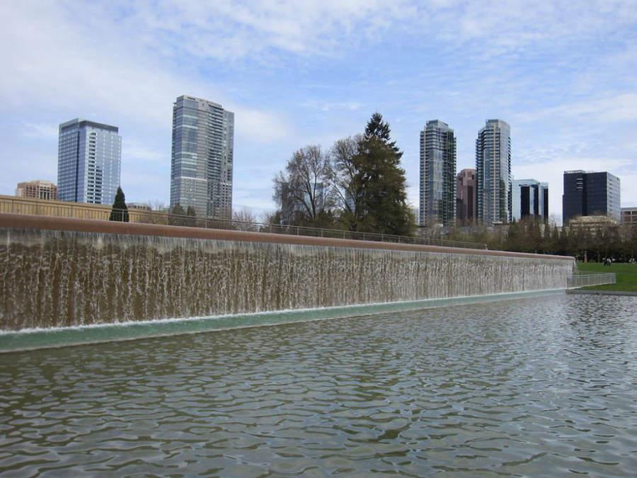 Bellevue es la sexta ciudad más rica del estado según sus ingresos per cápita