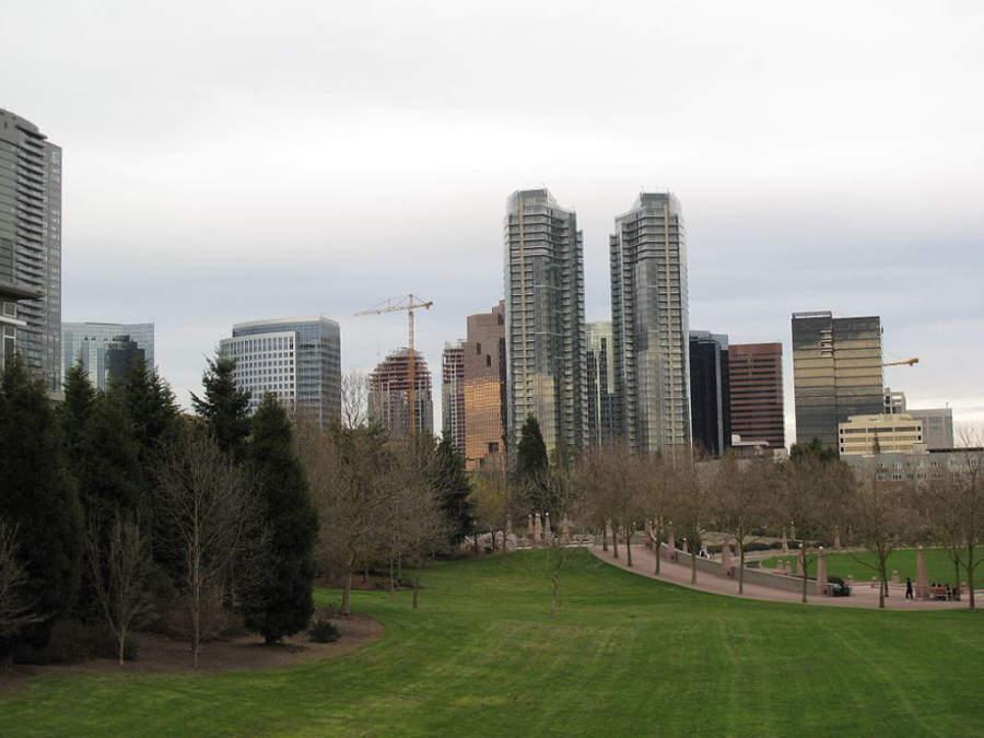 Después de la década de los sesenta Bellevue ha tenido un crecimiento significativo
