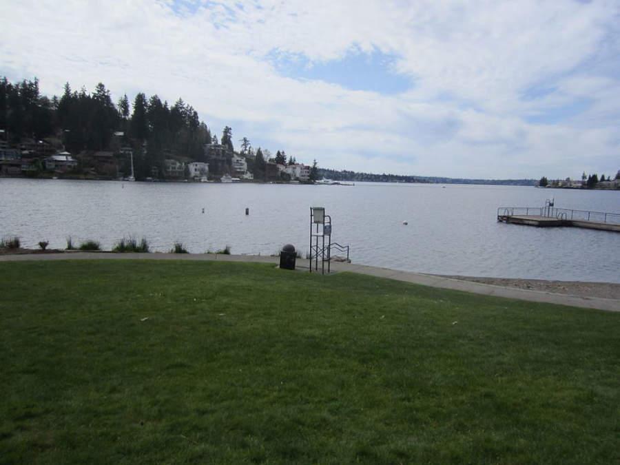 Visita el parque Meydenbauer Beach Park en Bellevue
