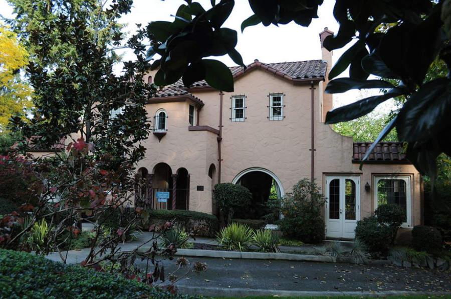 Casa de Frederick W. Winters en Bellevue