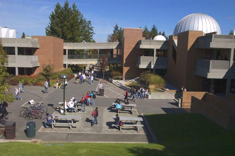 Escuela en la ciudad de Bellevue