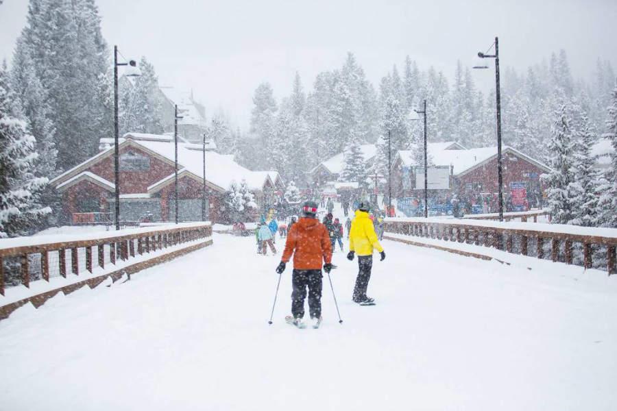 Practica los diferentes deportes de invierno en Keystone