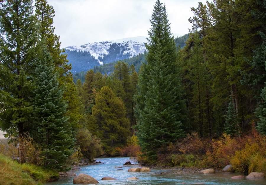 En los alrededores de Keystone hay ríos