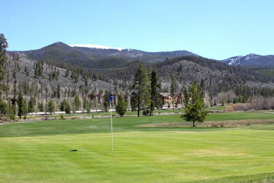 Club de golf The River Course en Keystone