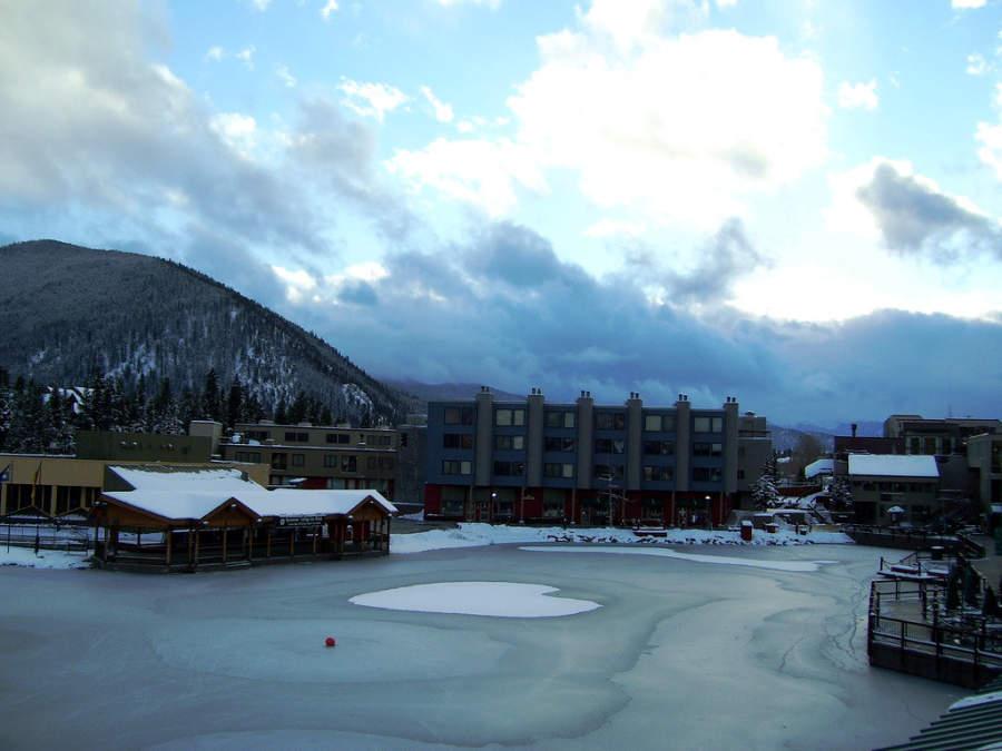Keystone es una villa y un importante centro de esquí