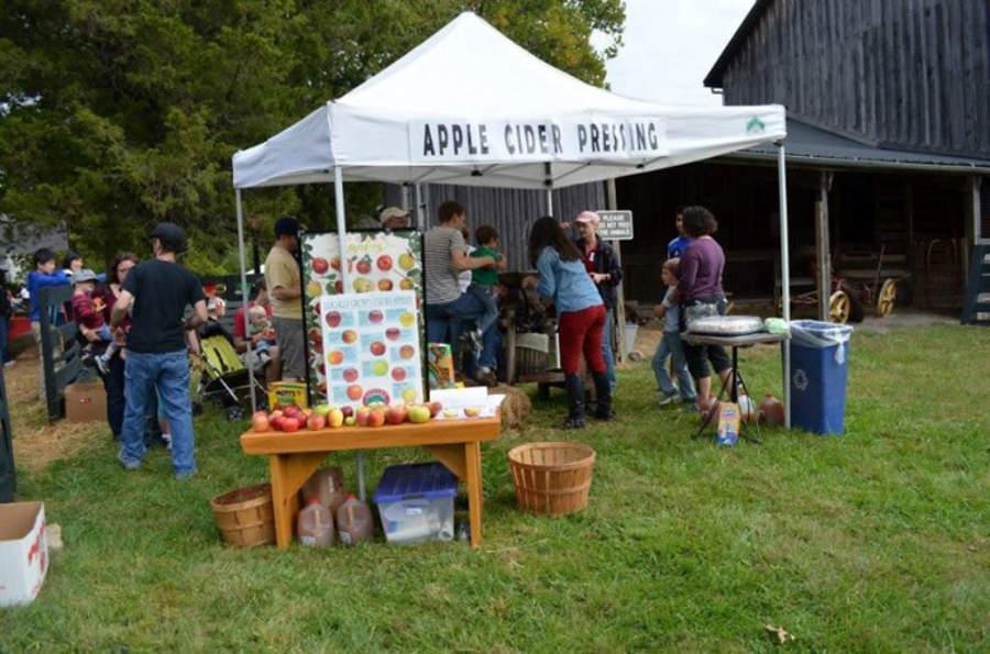 El museo Loudoun Heritage Farm preserva la rica herencia agrícola de la zona
