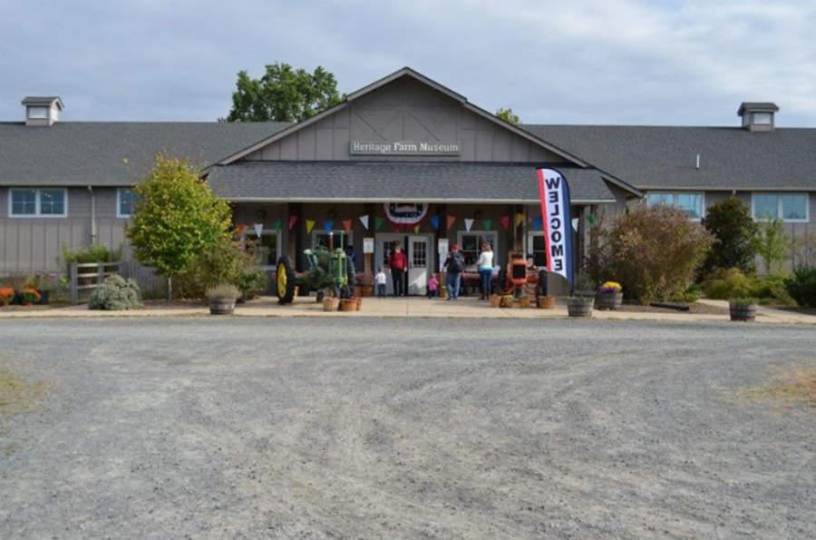 Museo Loudoun Heritage Farm, Sterling, Virginia
