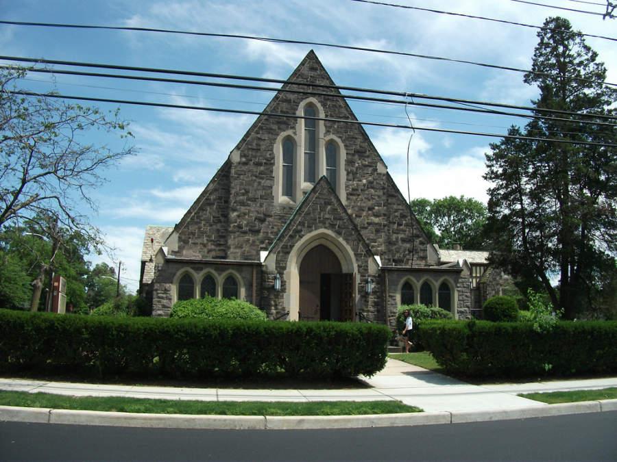 Iglesia en Englewood, Nueva Jersey