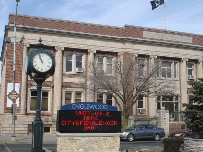 Palacio Municipal de la ciudad de Englewood, Nueva Jersey