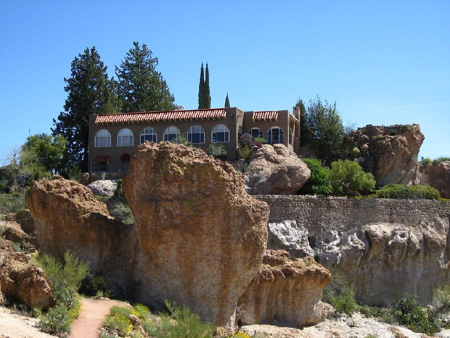 Boyce T.Arboretum, a 88 km de Phoenix