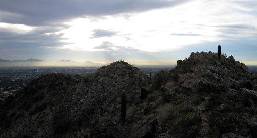 Parque Phoenix Mountains Preserve