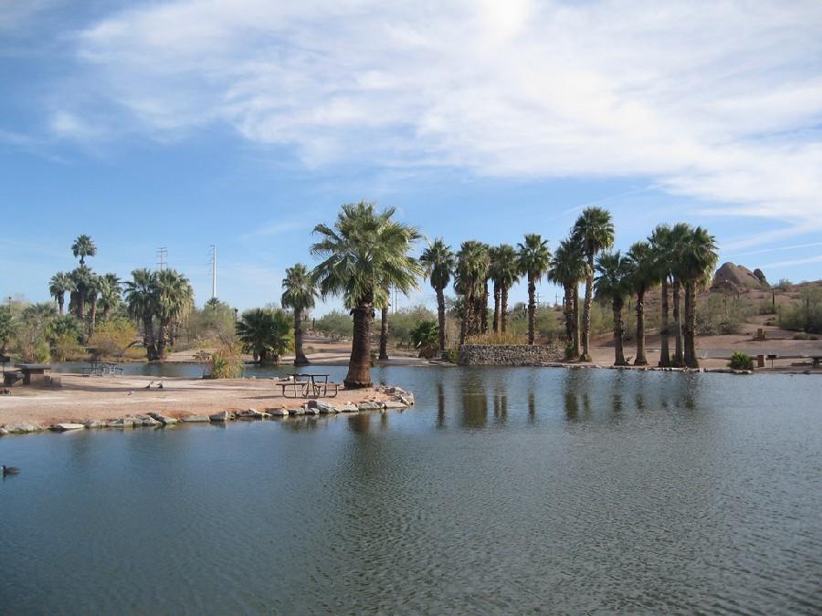 Parque Papago