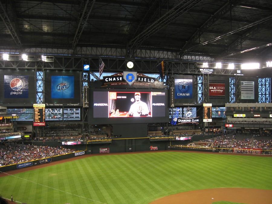 Estadio de béisbol Chase Field