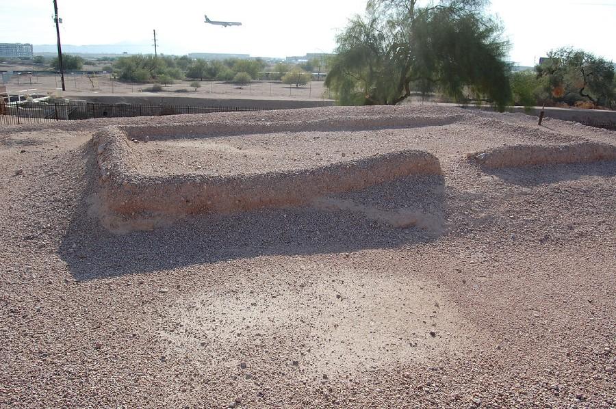 Zona arqueológica Pueblo Grande