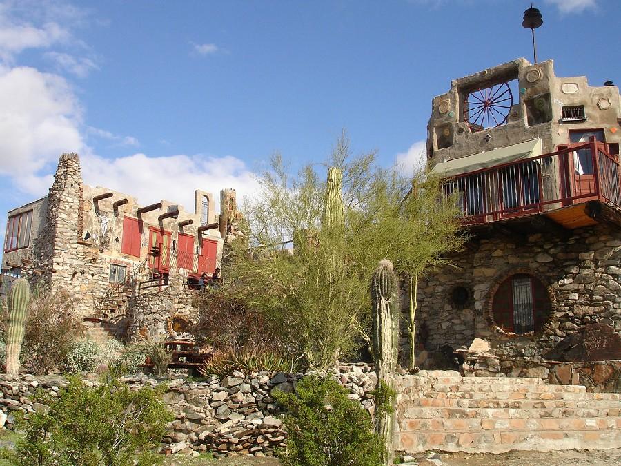 Mystery Castle, South Mountain Park