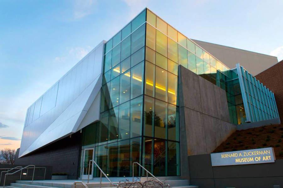 Museo de Arte Bernard A Zuckerman en la Universidad Estatal de Kennesaw