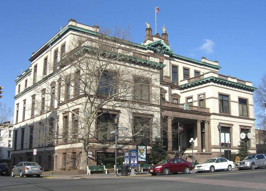 Palacio Municipal de Hoboken, Nueva Jersey