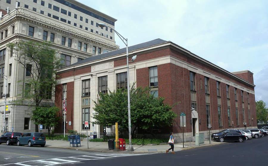 Oficina Postal de la ciudad de Hoboken