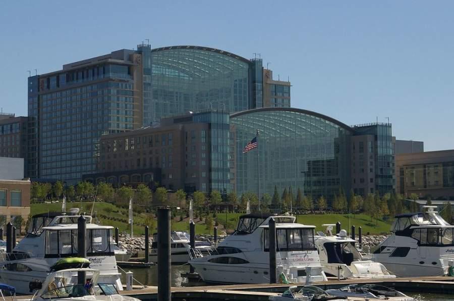 Centro de convenciones y hotel Gaylord National Resort & Convention Center